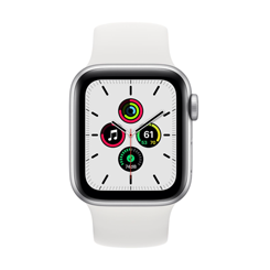 Apple Watch SE Sport Silver (LTE) 44MM - MYEV2