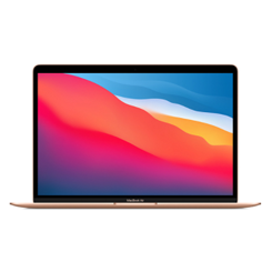 Macbook Air Late 2020 M1-256GB Gold (MGND3)
