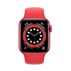Apple Watch Seri 6 Sport Red 44MM - M00M3