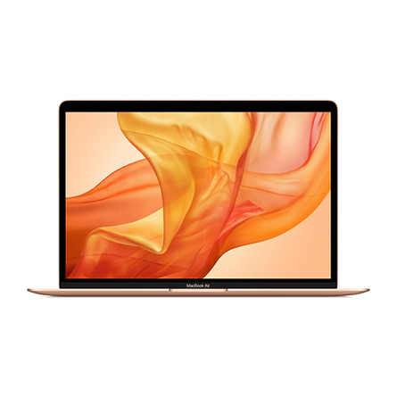 Macbook Air 2018 128GB Gold - MREE2