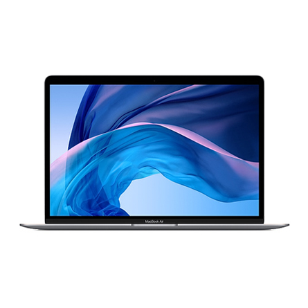 Macbook Air 2018 128GB Gray - MRE82