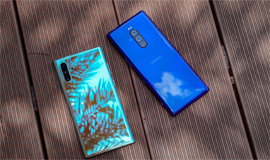 Sony Xperia 1 vs Samsung Galaxy Note10