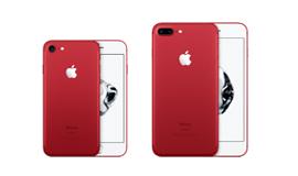 Apple ra mắt iPhone 7/7Plus phiên bản đặc biệt màu đỏ