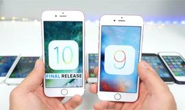iOS 10 đọ tốc độ với iOS 9.3.5